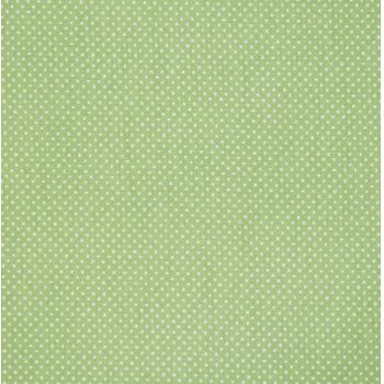 Tecido Micro Poá Verde Maça (Coleção Oriental)