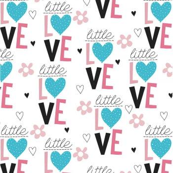 Tecido Little Love