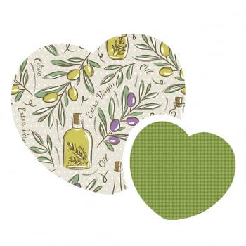 Kit de Tecidos Olive Oil + Pied Grama (2 Cortes de 50x1,50)