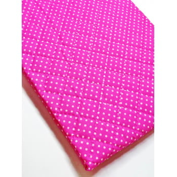 Matelassê Ult. Bolinha Pink