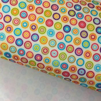 Nylon 600 Circulos Coloridos