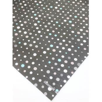 PVC Dots Preto