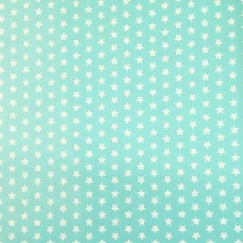 PVC Estrelas Branca Fd Tiffany