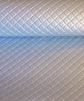 PVC Dijon Metalizado Azul Claro