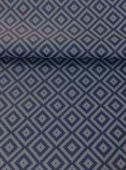 PVC Etnico Azul Marinho