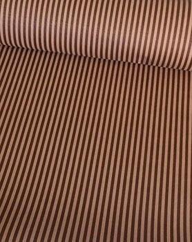 PVC Listrado Chocolate