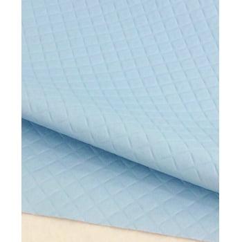 PVC Matelassado Dijon Azul BB