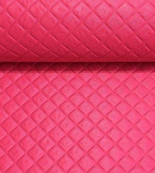 PVC Matelassado Dijon Pink