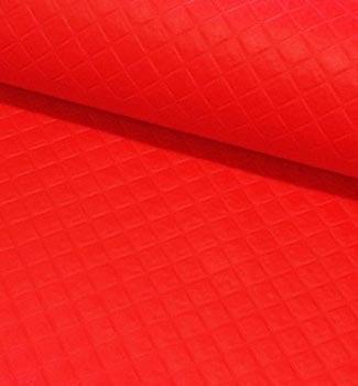 PVC Matelassado Dijon Vermelho