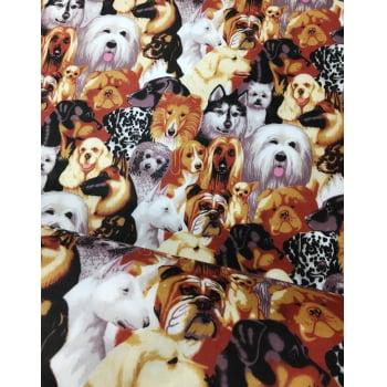 Nylon Dublado (Acoplado) Cachorros
