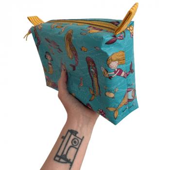 Kit Materiais Projeto Necessaire Box