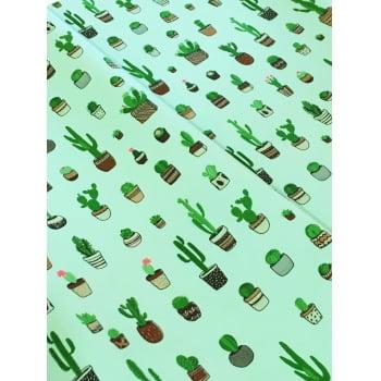 PVC Cactus Verde