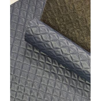 PVC Dijon Texturizado Azul Marinho