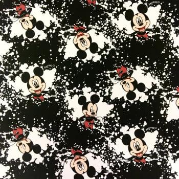 Tecido Mickey Fun