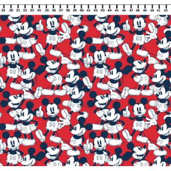 Tecido Mickey Vintage M