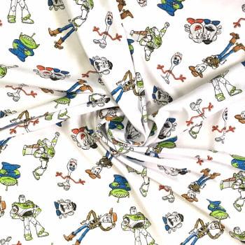Tecido Toy Story 4