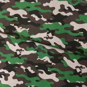 Tecido Camuflado Militar