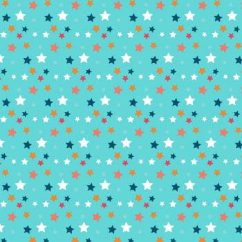 Tecido Estrelas no Espaço