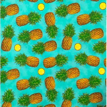 Tecido Abacaxi Pineapple Tiffany