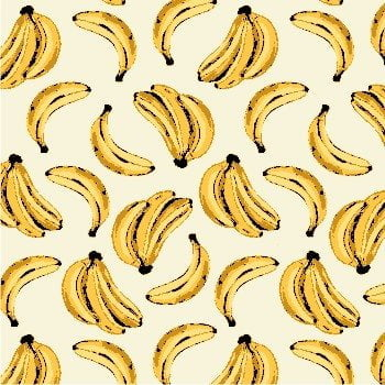 Tecido Banana Fd Creme
