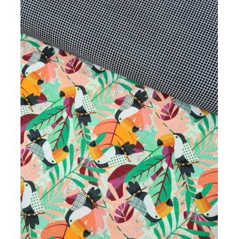 Kit de Tecidos K108 (2 Cortes de 50 x 75cm)