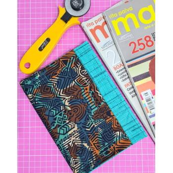 Kit de Tecidos K088 (2 Cortes de 50 x 75cm)