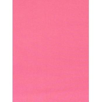 Tecido Liso Rosa Chiclete