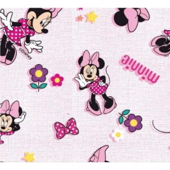 Tecido Minnie com Textura