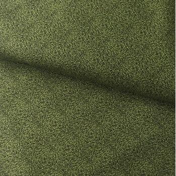 Tecido Craquelado Verde Musgo