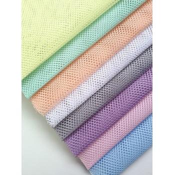 Kit de Tela Volei Candy Colors - 8 cores - Cortes de 50x1,50